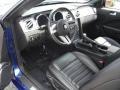 2007 Vista Blue Metallic Ford Mustang GT Premium Coupe  photo #22
