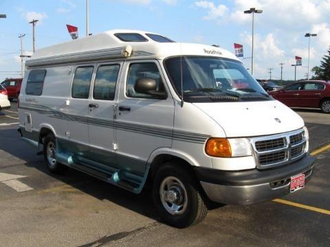 2001 Dodge Ram Van 3500 Penger Conversion Data Info And Specs