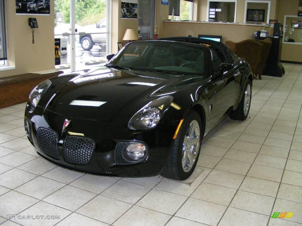 2007 Pontiac Solstice GXP Black 1666X.wmv - YouTube