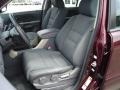 2007 Dark Cherry Pearl Honda Pilot LX 4WD  photo #12