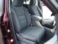 2007 Dark Cherry Pearl Honda Pilot LX 4WD  photo #13
