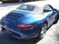 2007 Cobalt Blue Metallic Porsche 911 Carrera Cabriolet  photo #6