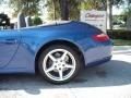 2007 Cobalt Blue Metallic Porsche 911 Carrera Cabriolet  photo #16
