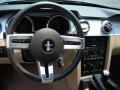 2006 Windveil Blue Metallic Ford Mustang GT Premium Convertible  photo #4