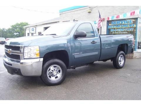 2009 chevrolet silverado 2500hd hd regular cab 4x4 data. Black Bedroom Furniture Sets. Home Design Ideas