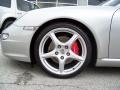 2005 GT Silver Metallic Porsche 911 Carrera S Coupe  photo #25