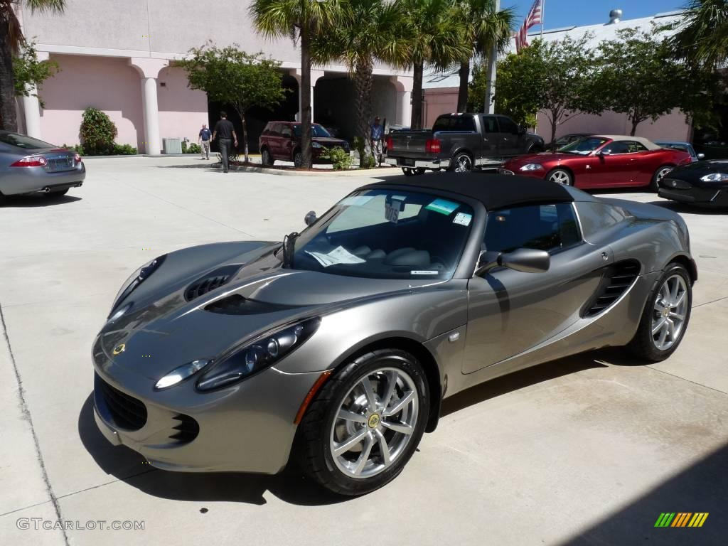 2009 Storm Titanium Metallic Lotus Elise #15460519 Photo #3 | GTCarLot ...