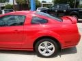2007 Torch Red Ford Mustang GT Premium Coupe  photo #21