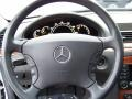 Black Steering Wheel Photo for 2004 Mercedes-Benz S #155128