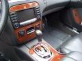 Black Controls Photo for 2004 Mercedes-Benz S #155142