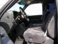 2002 Medium Charcoal Gray Metallic Chevrolet Silverado 1500 LS Extended Cab  photo #9