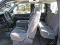 Graystone Metallic - Silverado 1500 Classic LS Extended Cab 4x4 Photo No. 9
