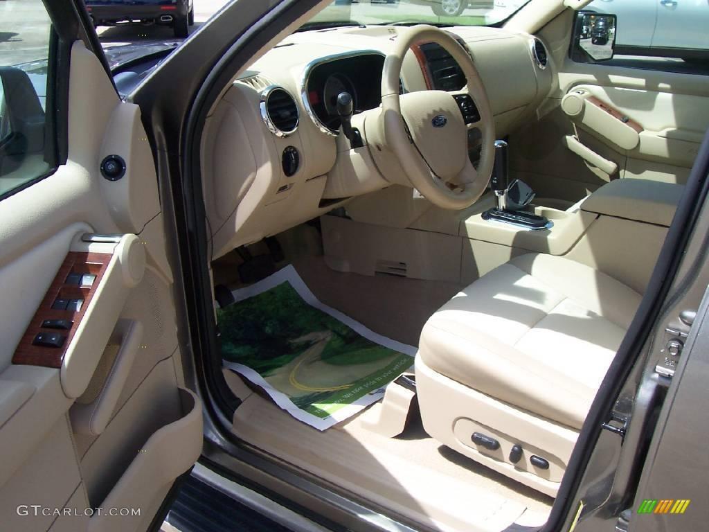 2006 Mineral Grey Metallic Ford Explorer Eddie Bauer 15522923 Photo 9 GTC