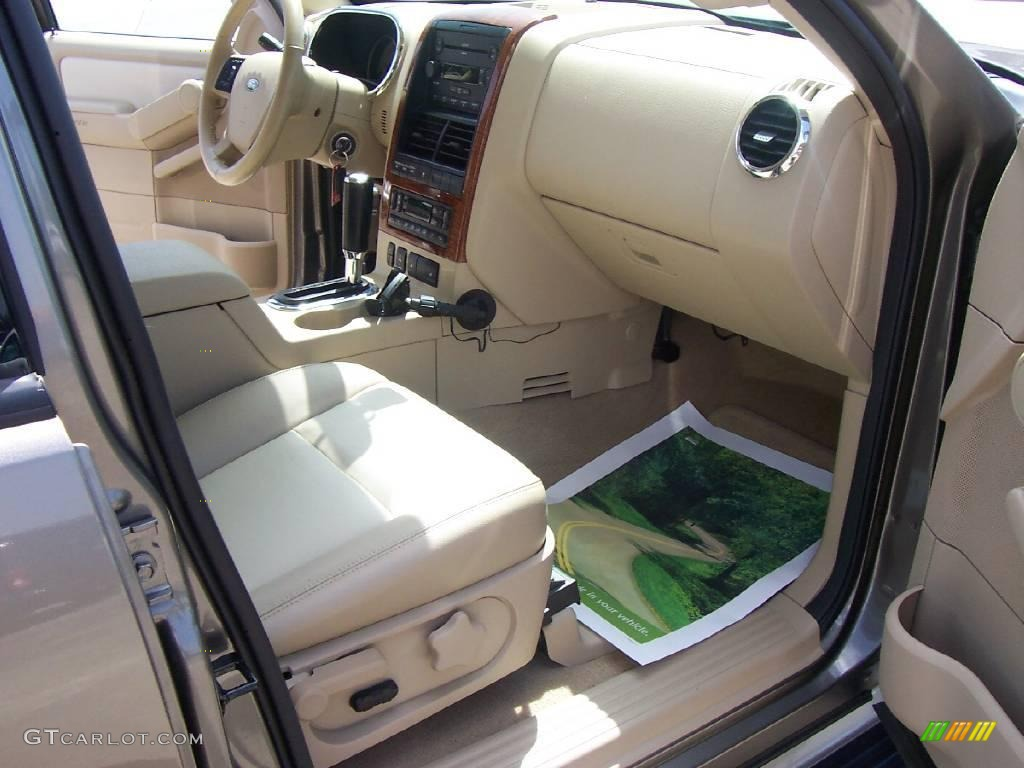 2006 Mineral Grey Metallic Ford Explorer Eddie Bauer 15522923 Photo 10 GT