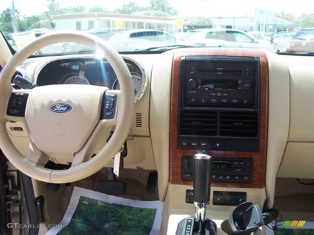 2006 Mineral Grey Metallic Ford Explorer Eddie Bauer 15522923 Photo 14 Car
