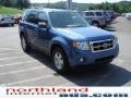 2009 Sport Blue Metallic Ford Escape XLT 4WD  photo #4