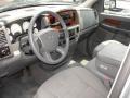 2006 Bright Silver Metallic Dodge Ram 1500 SLT Quad Cab 4x4  photo #9