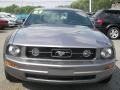 2007 Tungsten Grey Metallic Ford Mustang V6 Premium Coupe  photo #17