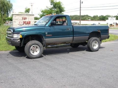 1997 dodge ram 2500 st regular cab 4x4 data info and specs. Black Bedroom Furniture Sets. Home Design Ideas