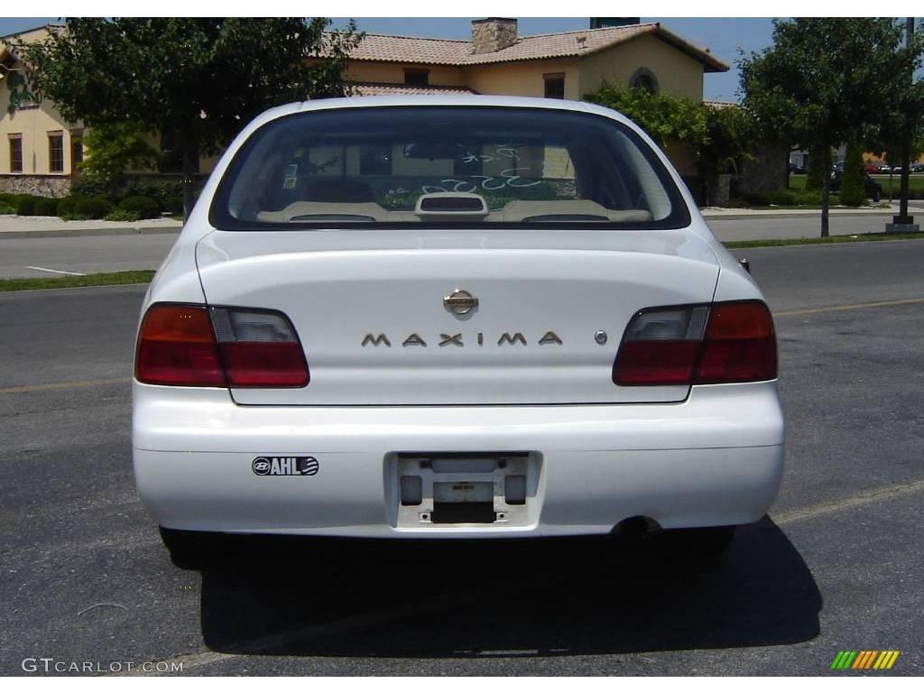 1996 arctic white pearl nissan maxima se 15570981 photo 4 car color galleries. Black Bedroom Furniture Sets. Home Design Ideas