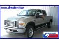 Pueblo Gold Metallic 2009 Ford F250 Super Duty Gallery