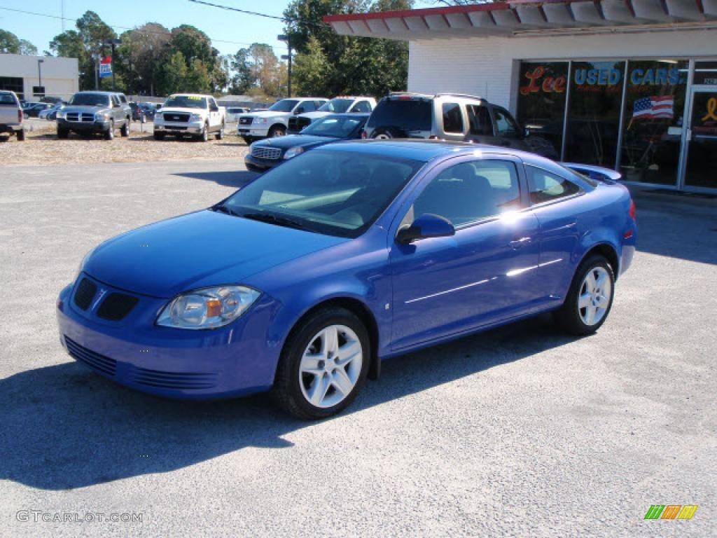 2008 Nitrous Blue Metallic Pontiac G5 1529287 Gtcarlot