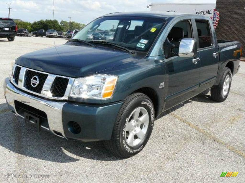 2004 deep water bluegreen nissan titan se king cab 1532127 photo deep water bluegreen nissan titan vanachro Choice Image