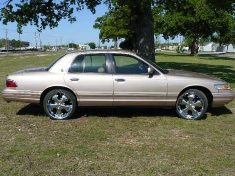 1996 mercury grand marquis ls data info and specs. Black Bedroom Furniture Sets. Home Design Ideas