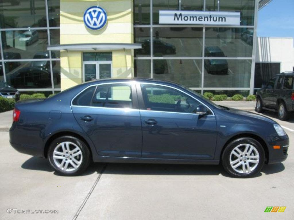2006 blue graphite metallic volkswagen jetta tdi sedan 15630157 car color. Black Bedroom Furniture Sets. Home Design Ideas