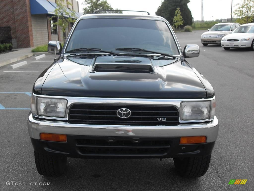1994 Black Toyota 4runner Sr5 4x4 15630203 Photo 3 Car Color Galleries
