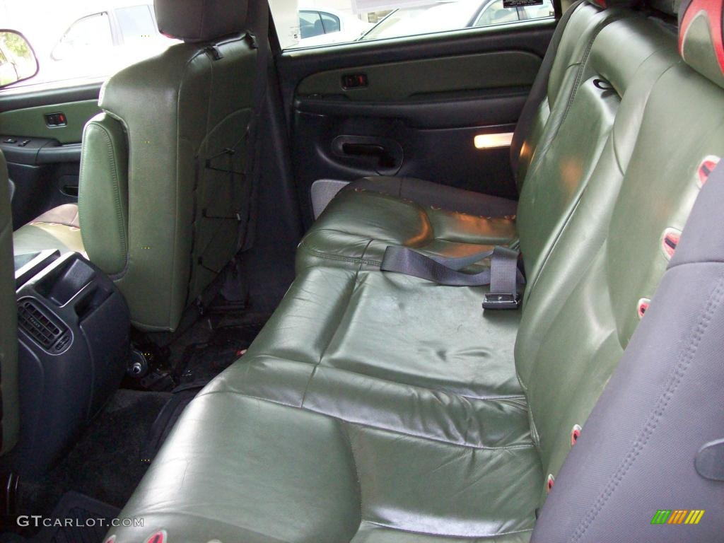 2002 chevrolet avalanche the north face edition 4x4 interior photo 15645933