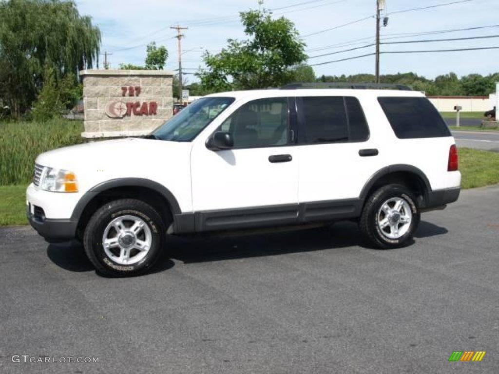 2003 oxford white ford explorer xlt 15632541 gtcarlot com car