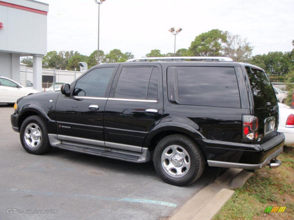 2000 black clearcoat lincoln navigator 1529220 photo 2 car color galleries 2000 lincoln navigator interior
