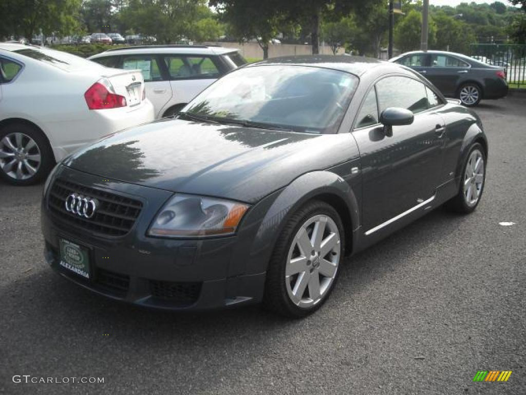 2006 dolomite grey pearl effect audi tt 3 2 quattro coupe 15693680 car color. Black Bedroom Furniture Sets. Home Design Ideas