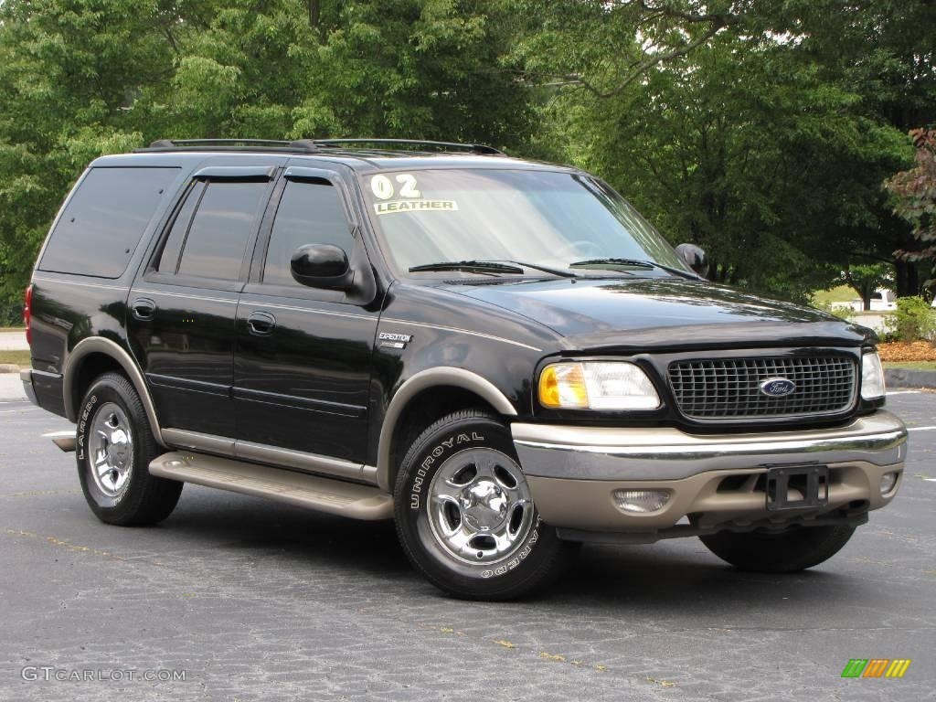 2002 black ford expedition eddie bauer 15692022 car color galleries. Black Bedroom Furniture Sets. Home Design Ideas