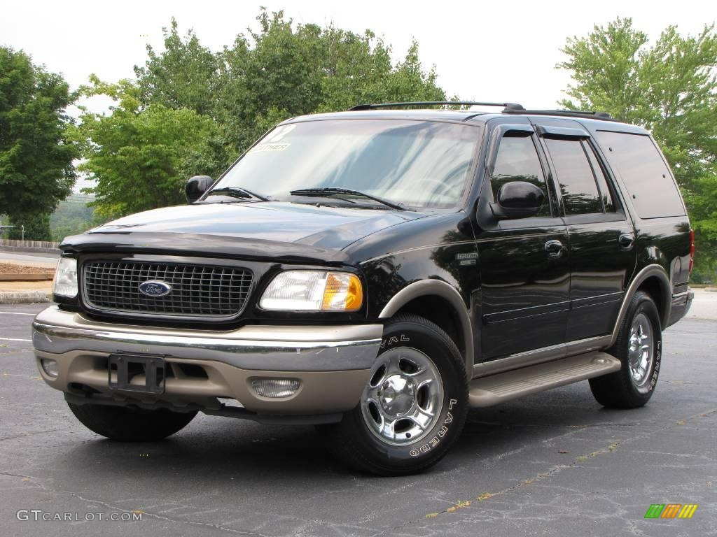 2002 black ford expedition eddie bauer 15692022 photo 2 car color galleries. Black Bedroom Furniture Sets. Home Design Ideas
