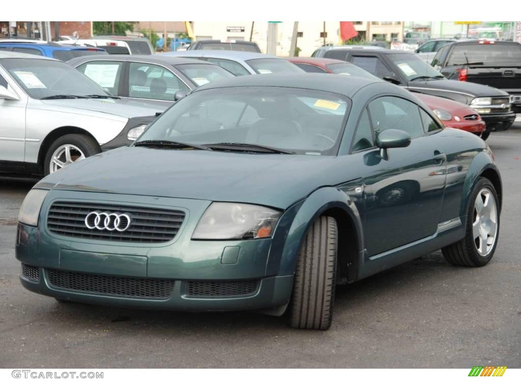 2001 desert green pearl audi tt 1 8t quattro coupe 15717309 photo 20 car. Black Bedroom Furniture Sets. Home Design Ideas
