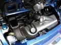 2007 Cobalt Blue Metallic Porsche 911 Carrera Coupe  photo #12