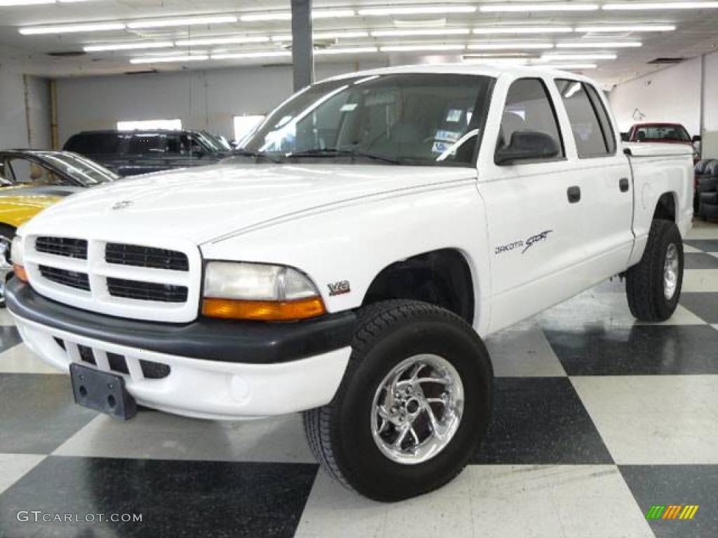 on 2001 Dodge Dakota 4x4