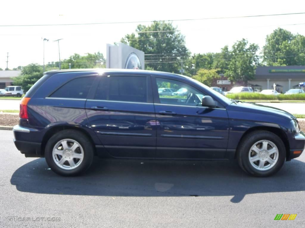 2006 midnight blue pearl chrysler pacifica touring awd 15781879 car color. Black Bedroom Furniture Sets. Home Design Ideas