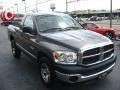 2008 Mineral Gray Metallic Dodge Ram 1500 SXT Regular Cab  photo #4