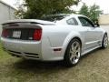 2007 Satin Silver Metallic Ford Mustang Saleen S281 Supercharged Coupe  photo #6