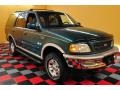 Pacific Green Metallic 1997 Ford Expedition Gallery