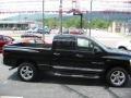 2006 Black Dodge Ram 1500 Laramie Quad Cab 4x4  photo #5
