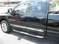 2006 Black Dodge Ram 1500 Laramie Quad Cab 4x4  photo #11
