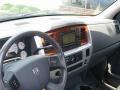 2006 Black Dodge Ram 1500 Laramie Quad Cab 4x4  photo #16