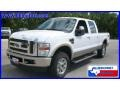 Oxford White 2009 Ford F250 Super Duty Gallery