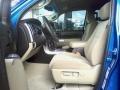 2008 Blue Streak Metallic Toyota Tundra SR5 Double Cab  photo #6