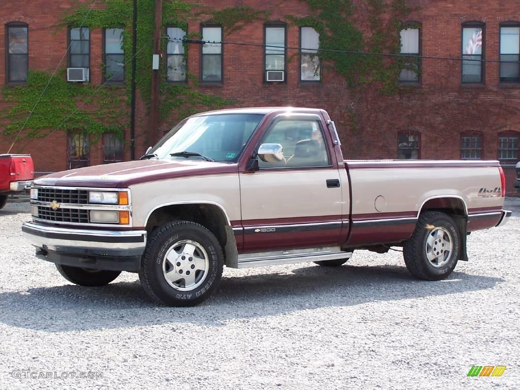 Chevrolet Silverado K1500 Sirotka Poisk Po Kartinkam Red