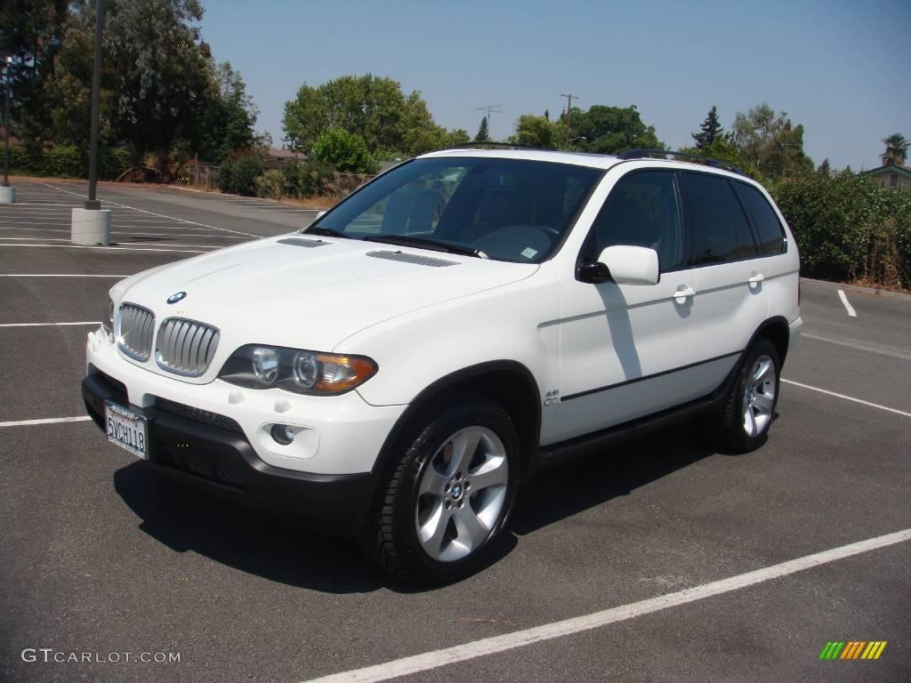2006 Alpine White Bmw X5 4 4i 15864197 Gtcarlot Com
